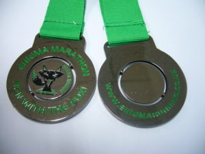 March Medal of the Month - Enigma Running