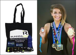 Win A Goody Bag Full of Running Essentials!