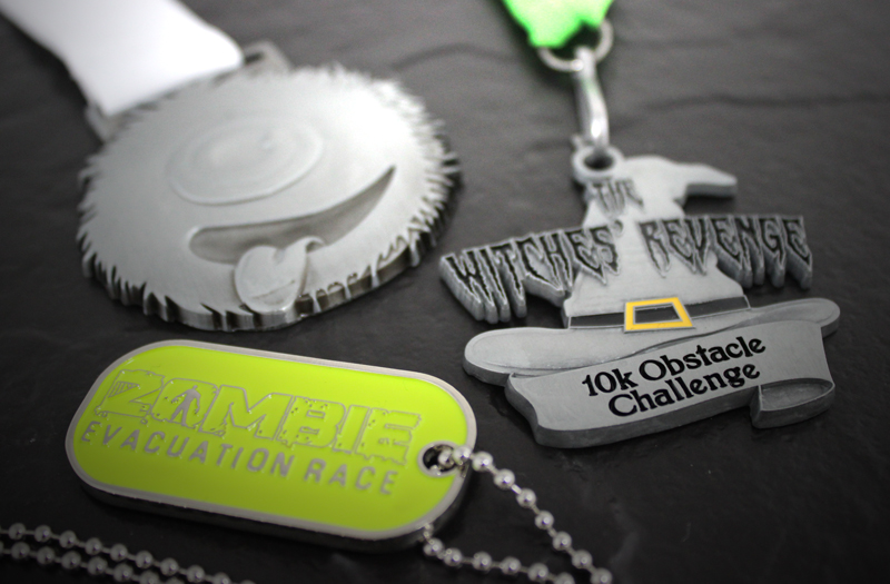 Spooktacular Medals