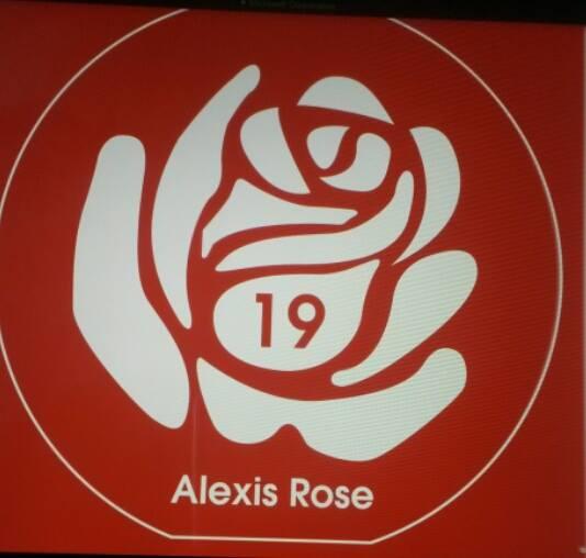 Alexis Rose Trail Race