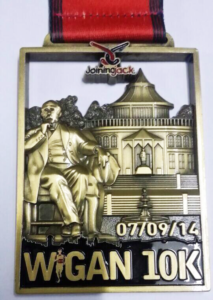 July Bespoke Medal of the Month