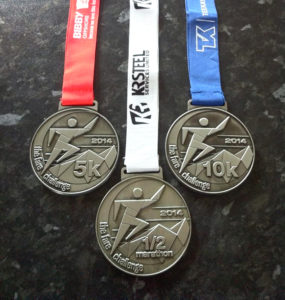 The Fare Challenge Half Marathon
