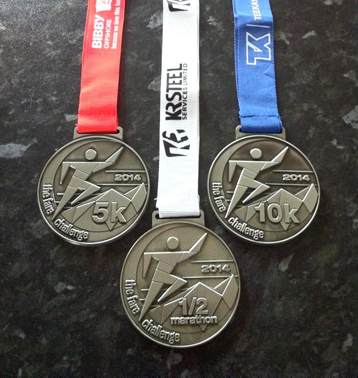 The Fare Challenge Half Marathon