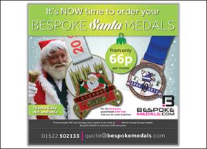 Santa Medals