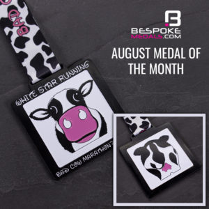August Medal of the Month