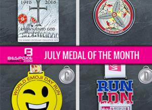 July 2016 Medal of the Month Competition
