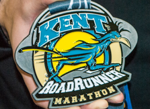 June Medal of the Month - Kent Roadrunner Marathon