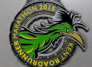 Kent Roadrunner Marathon 2015