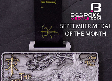September Medal of the Month 2015