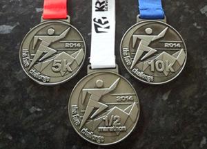 The Fare Challenge Half Marathon & 10k
