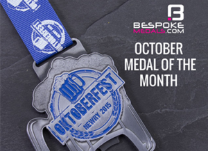 The October Medal of the Month