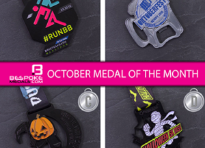The October Medal of the Month Competition