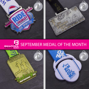 The September Medal Of The Month Competition