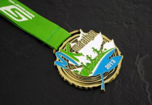 April Medal of the Month - MK Marathon