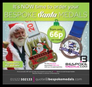 Bespoke Santa Medals