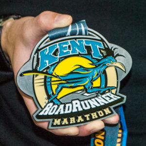 June Medal of the Month - Kent Roadrunner Marathon