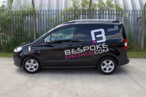 Running Imp's New Van Design