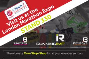 Visit us at the London Marathon Expo 2015
