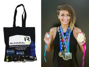 WIN A GOODY BAG FULL OF RUNNING ESSENTIALS!