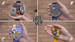 October 2016 Medal of the Month Competition
