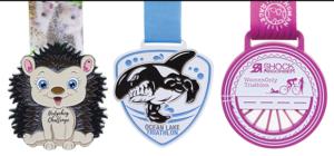 Colour Spray Medals