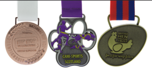 Contrast Medals