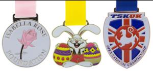Enamelled Custom Medals