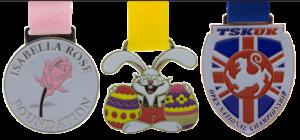 Enamelled Medals