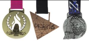 Europa Custom Medals