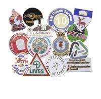 Cloisonne Pin Badges