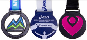 Colour Spray Medals 1