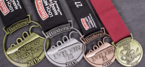 River Ness Medals