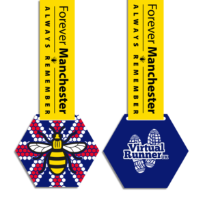 Bespoke Medals Donate Free Medals To Raise Manchester Charity Funds