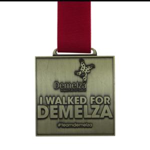Demelza Hospice Care For Children - I Walked For Demelza