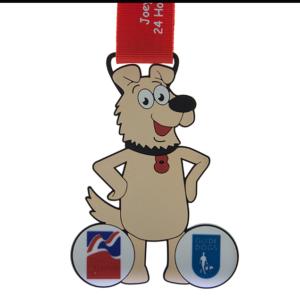 Blind Veterans UK & Guide Dogs - I supported Joey The Little Trooper 24 Hour Run November 2016