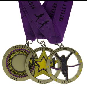 Yateley 10K Challenge - Race 1, 2 & 3