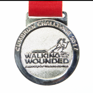 Cumbrian Challenge 2017 Walking with the Wounded