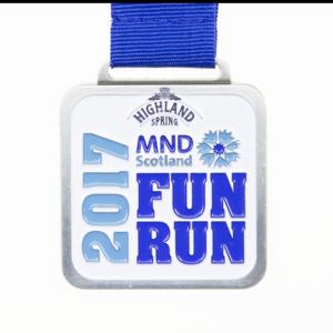 Highland Spring MND Scotland - 2017 Fun Run