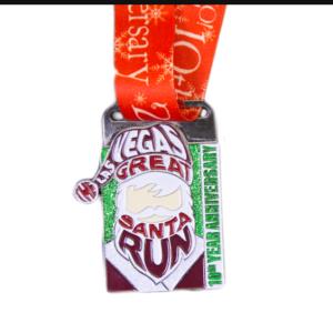 The Las Vegas Great Santa Fun Run