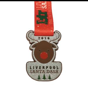 Liverpool Santa Dash 2016