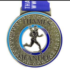 Hermes Running - Thames Meander
