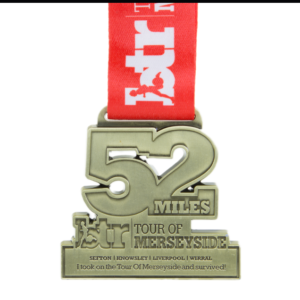 BTR 52 Miles Tour of Merseyside