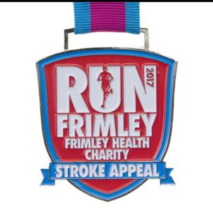 Run Frimley Health Charity - Stroke Appeal