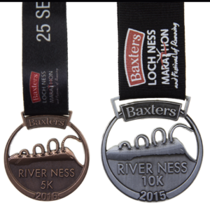 Baxters - River Ness 5K & 10K