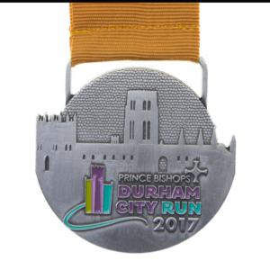 Prince Bishops Durham City Run 2017 (Front)