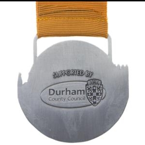 Prince Bishops Durham City Run 2017 (Back)