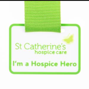 St Catherine's Hospice Care- I'm A Hospice Hero