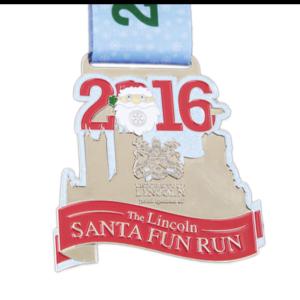 2016 The Lincoln Santa Fun Run and Walk