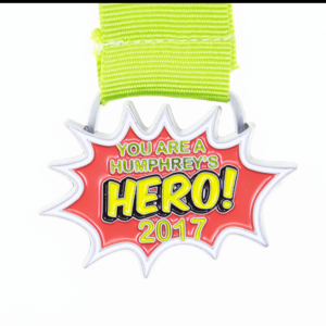 You Are A Humphrey's Hero 2017