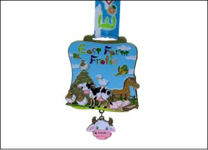 2017 August Medal of the Month Winner East Farm Frolic Medal